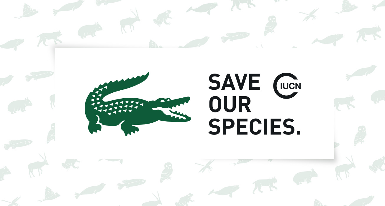 Lacoste Supports the IUCN