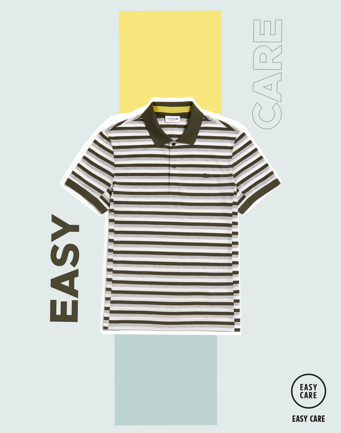 Easy Care: Crease-free material