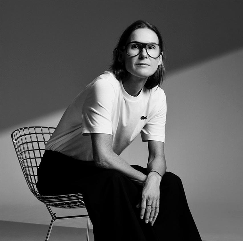 Louise Trotter, Creatief Directeur Lacoste.