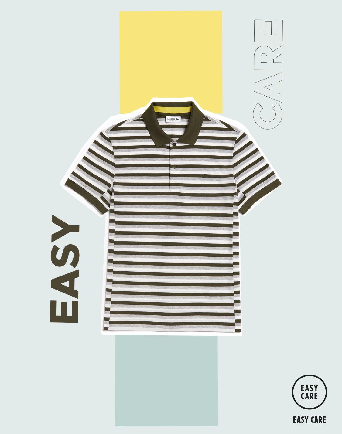 Easy care: Kreukvrij materiaal